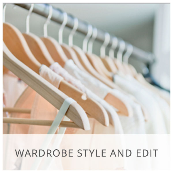 Wardrobe Style and Edit