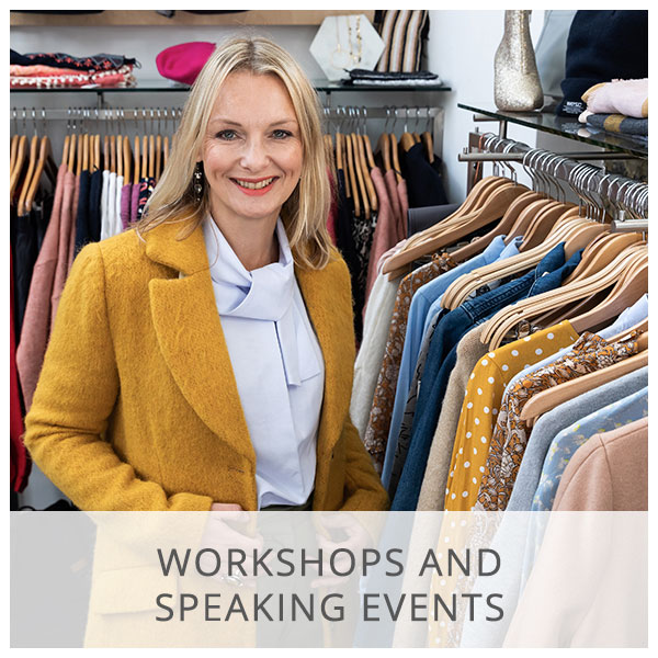 Workshops and Speaking Events